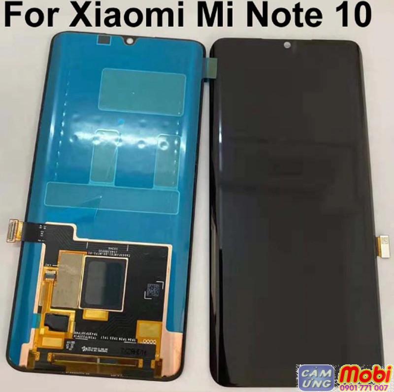 thay màn hình xiaomi mi note 10 chính hãng 5