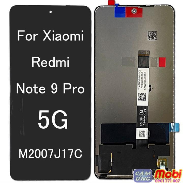 thay màn hình xiaomi redmi note 9 pro 5g chính hãng 1