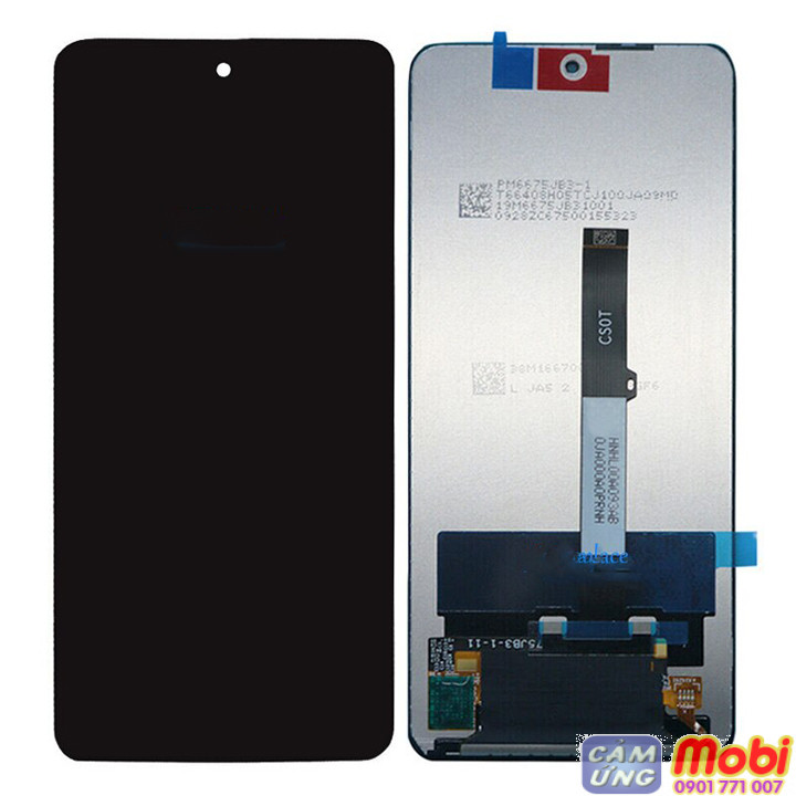 thay màn hình xiaomi redmi note 9 pro 5g chính hãng