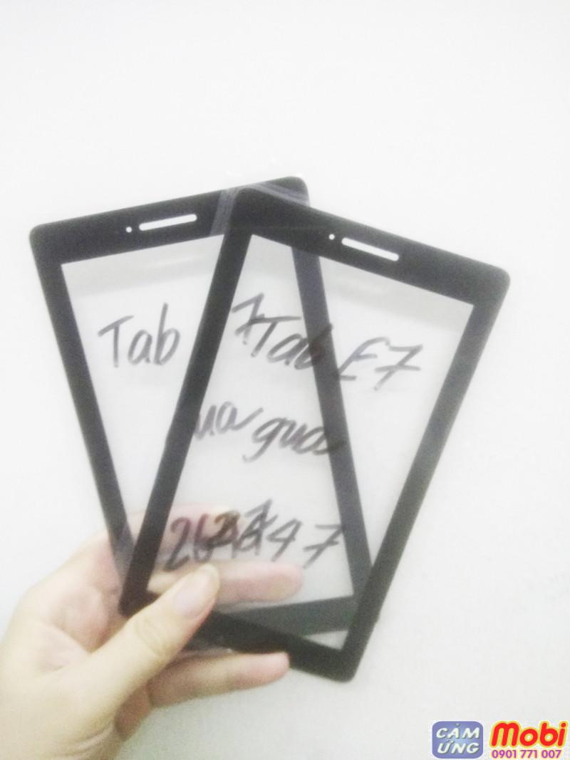 thay mặt kính lenovo tab e7 tb-7104l chính hãng 1