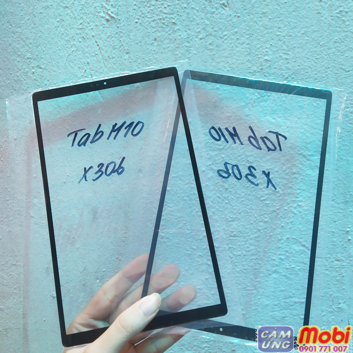 thay mặt kính lenovo tab m10 fhd plus tb-x606f chính hãng 1