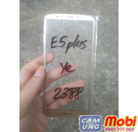 thay mặt kính màn hính motorola moto e5 plus 5