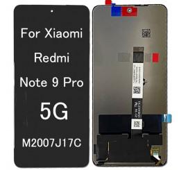 Thay màn hình Xiaomi Redmi Note 9 Pro 5G chính hãng, ép kính redmi note 9 pro 5g