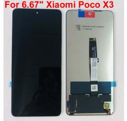 Thay màn hình Xiaomi Poco X3 NFC chính hãng, ép mặt kính Poco X3 NFC